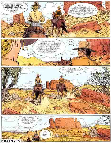 Blueberry, Arizona love, CHARLIER/GIRAUD, bd, Dargaud éditeur, bande dessinée