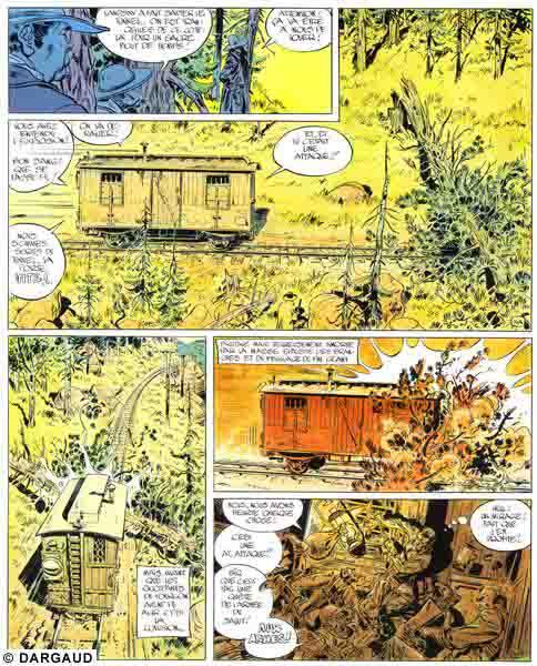 Blueberry, Hors-la-loi (Le), CHARLIER/GIRAUD, bd, Dargaud éditeur, bande dessinée