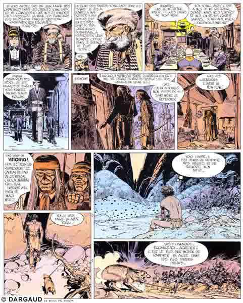 Blueberry, Nez Cassé, CHARLIER/GIRAUD, bd, Dargaud éditeur, bande dessinée