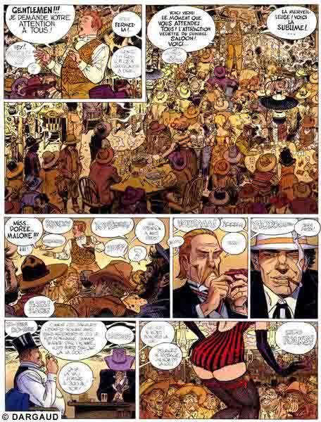 Blueberry, Mister Blueberry, GIRAUD/Jean, bd, Dargaud éditeur, bande dessinée