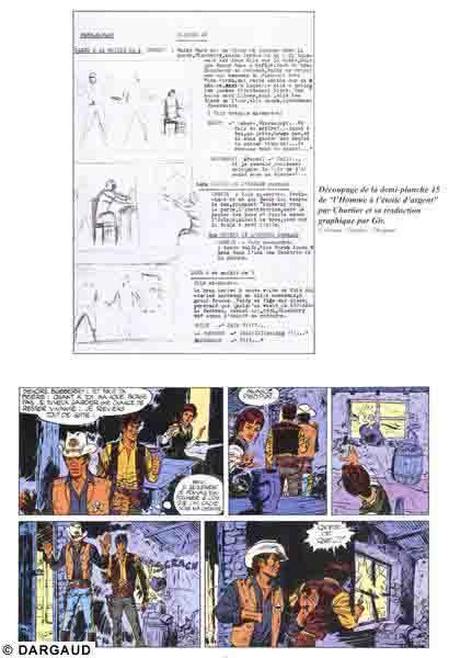 Blueberry, Il était une fois Blueberry, PIZZOLI, bd, Dargaud éditeur, bande dessinée