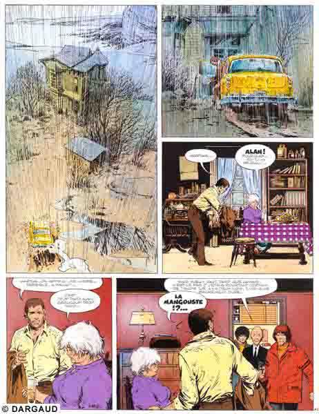 Treize (XIII), Jour du Soleil Noir (Le), VANCE/VAN HAMME, bd, Dargaud éditeur, bande dessinée
