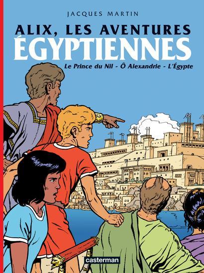 Alix, , MARTIN/Jacques, bd, Casterman, bande dessinée