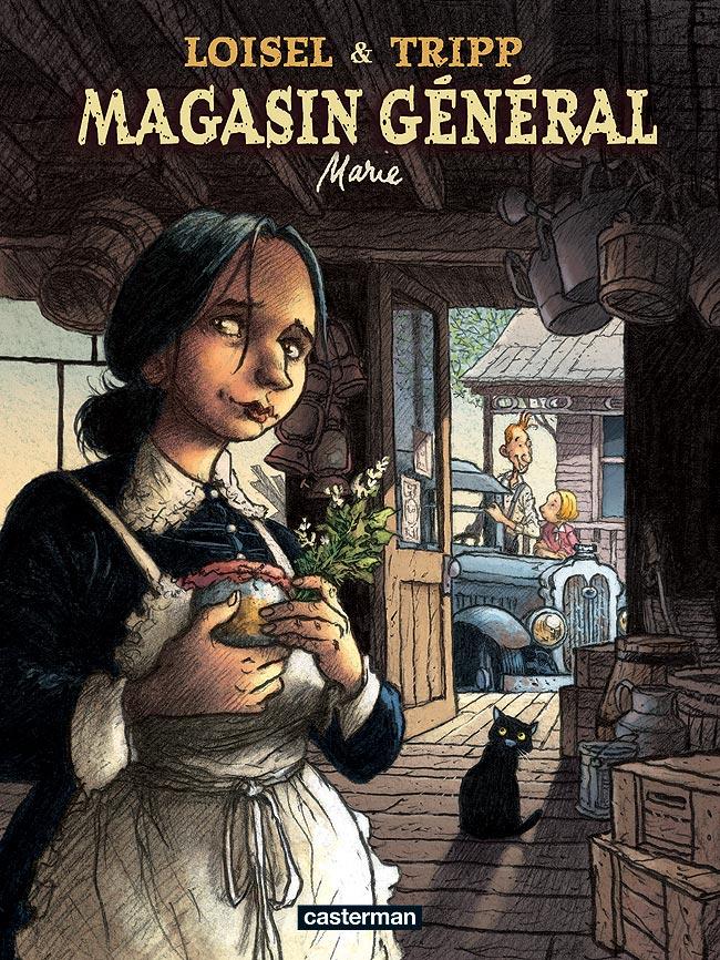 Magasin général, , LOISEL/TRIPP, bd, Casterman, bande dessinée
