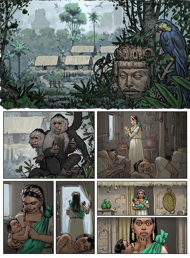 Helldorado, Santa Maladria, NOE/MORVAN/DRAGAN, bd, Casterman, bande dessinée