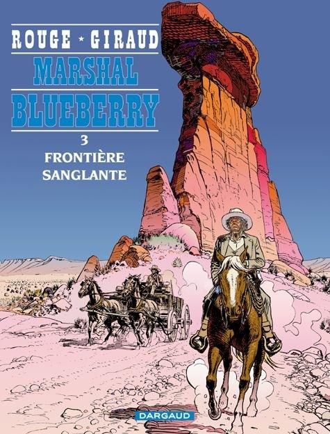 Blueberry, , GIRAUD/VANCE, bd, Dargaud éditeur, bande dessinée