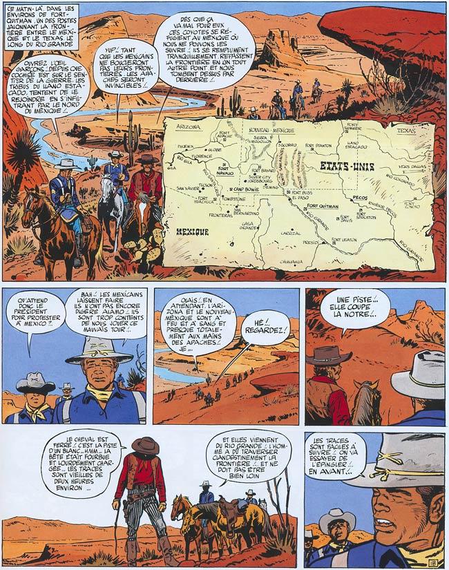 Blueberry, Aigle solitaire (L'), CHARLIER/GIRAUD, bd, Dargaud éditeur, bande dessinée