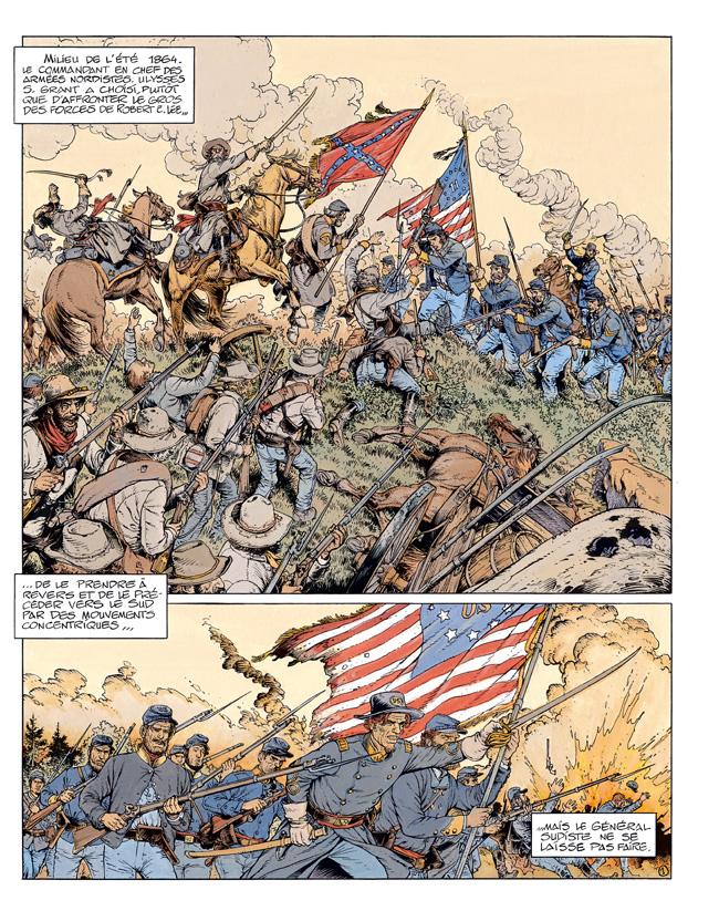 Blueberry, Boucher de Cincinnati (Le), CORTEGGIANI/BLANC-DUMONT, bd, Dargaud éditeur, bande dessinée