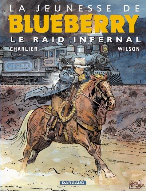Blueberry, , CHARLIER/WILSON, bd, Dargaud éditeur, bande dessinée