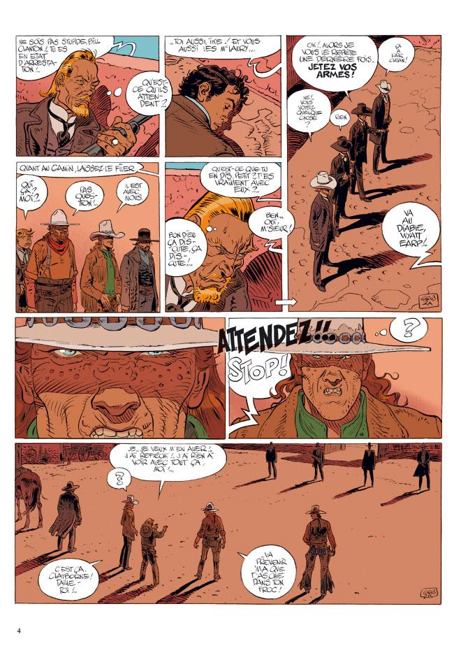 Blueberry, Dust, GIRAUD/Jean, bd, Dargaud éditeur, bande dessinée
