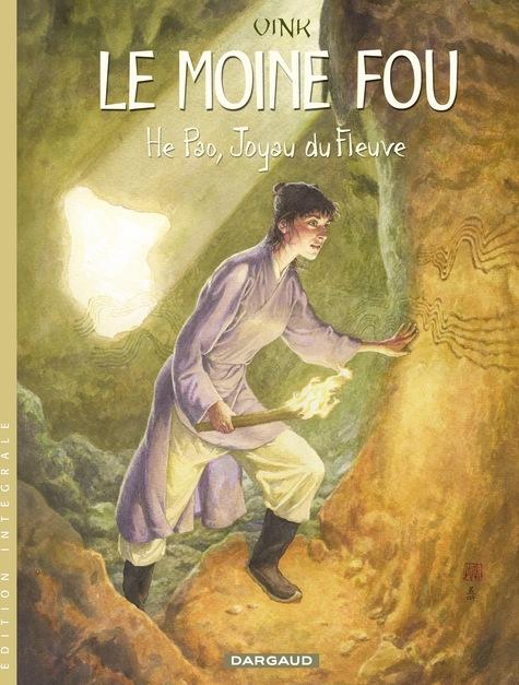 Moine fou (Le), , VINK, bd, Dargaud éditeur, bande dessinée
