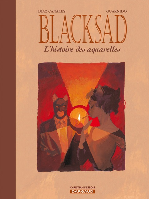 Blacksad, , DIAZ CANALES/GUARNIDO, bd, Dargaud éditeur, bande dessinée
