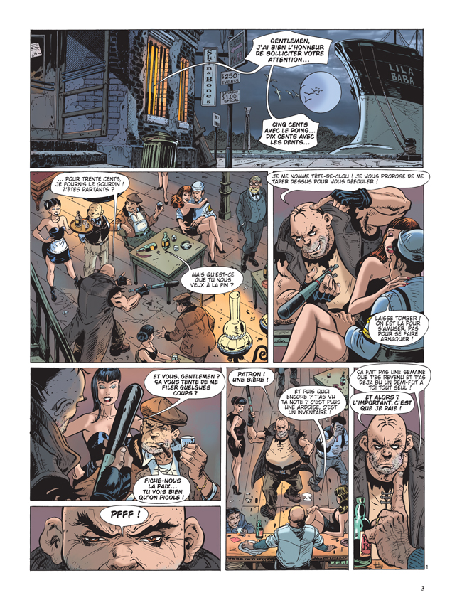 Double gauche, Mimsy, CORBEYRAN/FORMOSA, bd, Dargaud éditeur, bande dessinée