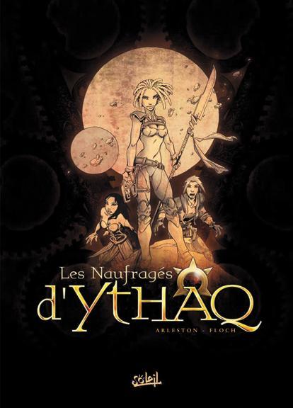 Naufragés d'Ythaq (Les), , ARLESTON/FLOCH, bd, Soleil productions, bande dessinée