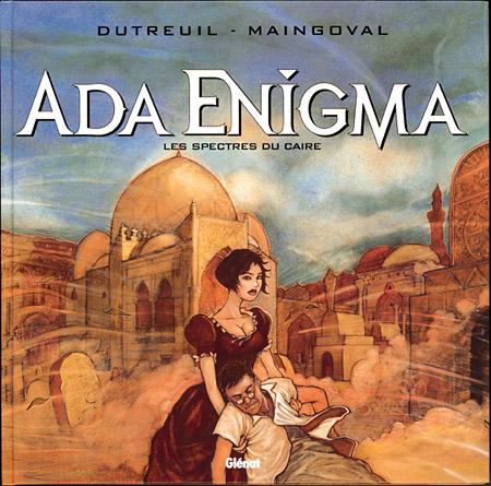 Ada Enigma, , DUTREUIL/MAINGOVAL, bd, Glénat, bande dessinée