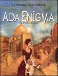 Ada Enigma, Spectres du Caire (Les), DUTREUIL/MAINGOVAL, bd, Glénat, bande dessinée