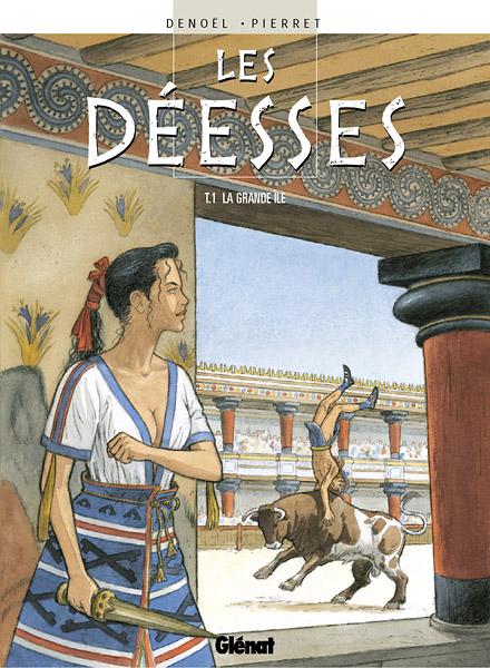 Déesses (Les), , DENOEL/PIERRET, bd, Glénat, bande dessinée