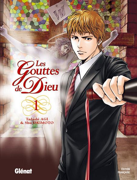 Gouttes de Dieu (Les), , AGI/OKIMOTO, bd, Glénat, bande dessinée