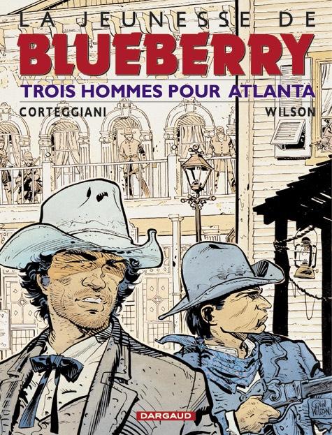 Blueberry, , CORTEGGIANI/WILSON, bd, Dargaud éditeur, bande dessinée