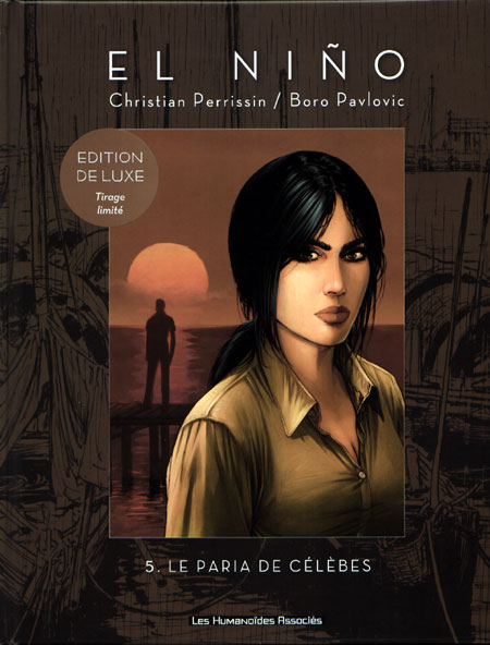 El Niño, , PERISSIN/PAVLOVIC, bd, Humanoïdes associés, bande dessinée