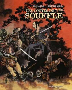 Contes du 7ème souffle (Les), , ADAM/MICOL, bd, Vents d'Ouest, bande dessinée