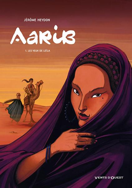Aarib, , HEYDON/Jérôme, bd, Vents d'Ouest, bande dessinée