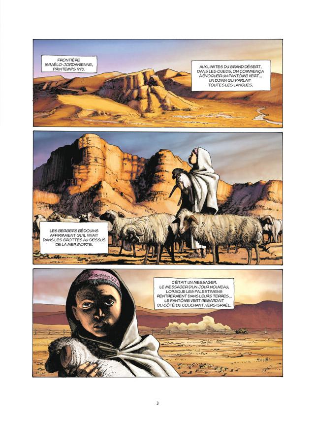 Histoire secrète (L'), Porte de l'eau (La), PECAU/KORDEY, bd, Delcourt, bande dessinée