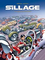 Sillage, Dérapage contrôlé, MORVAN/BUCHET, bd, Delcourt, bande dessinée