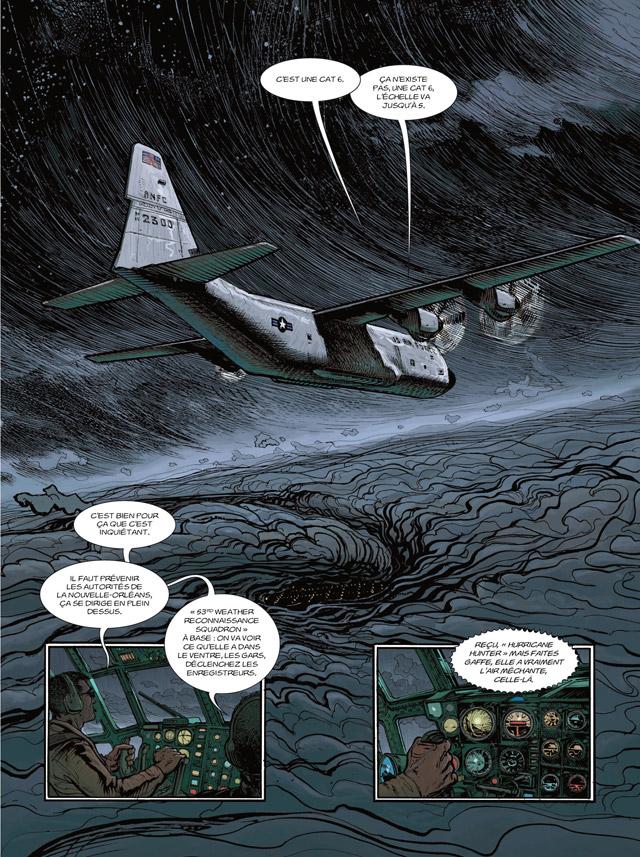 Arcanes, Katrina, PECAU/NENADOV, bd, Delcourt, bande dessinée