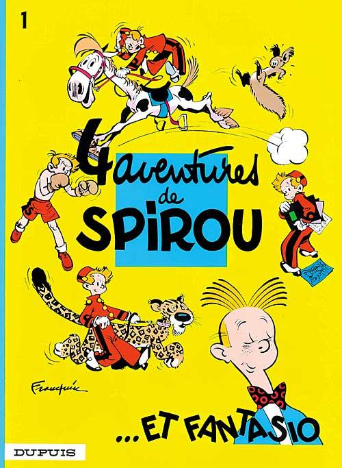 Spirou et Fantasio, , FRANQUIN, bd, Dupuis, bande dessinée