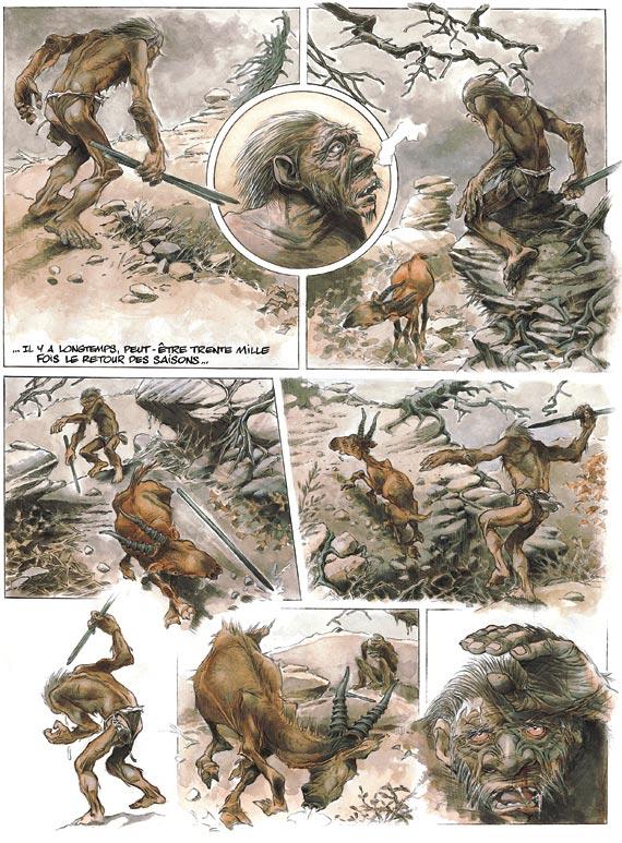 Chasseurs de l'aube (Les), Chasseurs de l'aube (Les) - tome 1, HAUSMAN, bd, Dupuis, bande dessinée