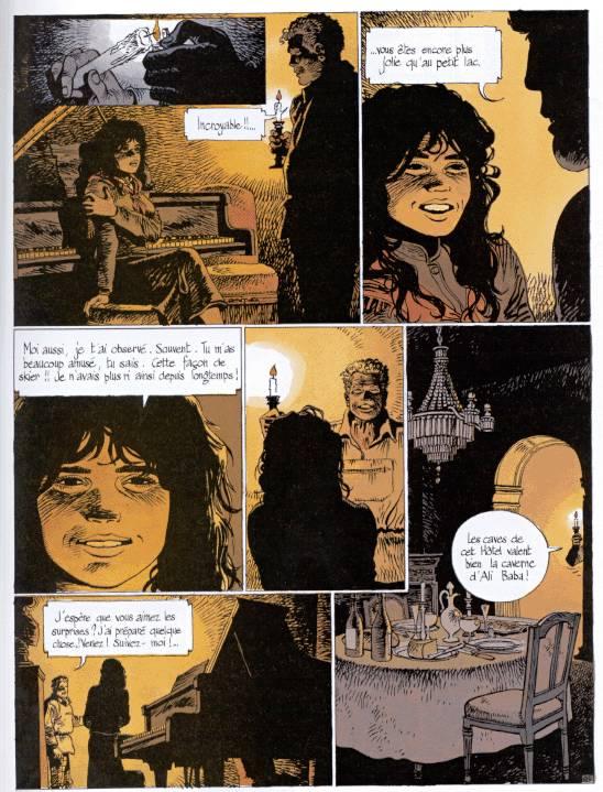 Recherche de Peter Pan (A la), Intégrale A la recherche de Peter Pan, COSEY, bd, Le Lombard, bande dessinée