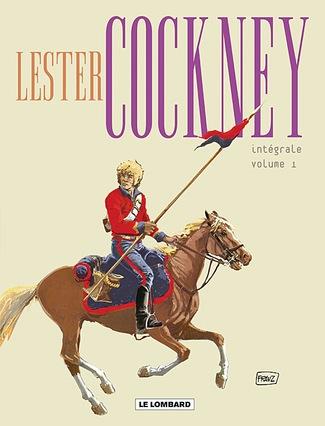 Lester Cockney, , FRANZ, bd, Le Lombard, bande dessinée