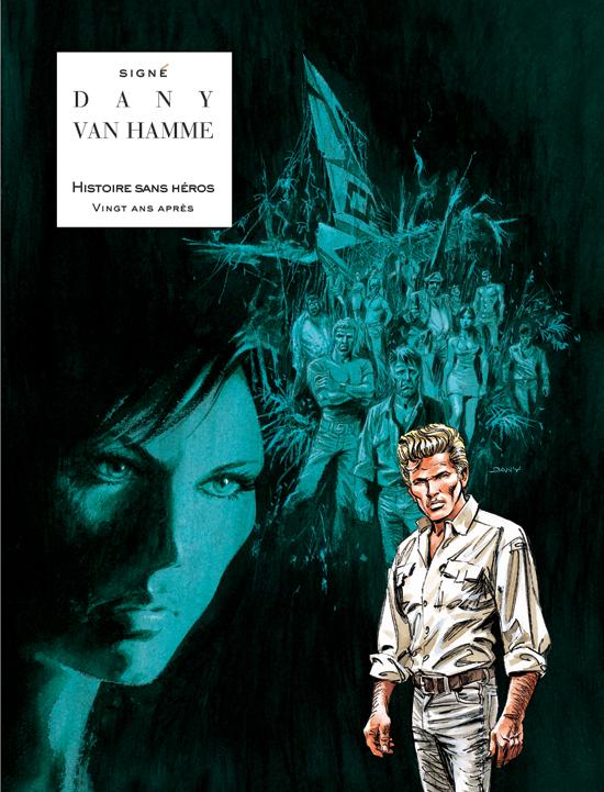 Signé, , DANY/VAN HAMME, bd, Le Lombard, bande dessinée