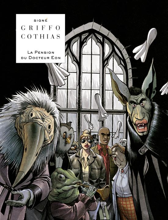 Signé, , COTHIAS/GRIFFO, bd, Le Lombard, bande dessinée