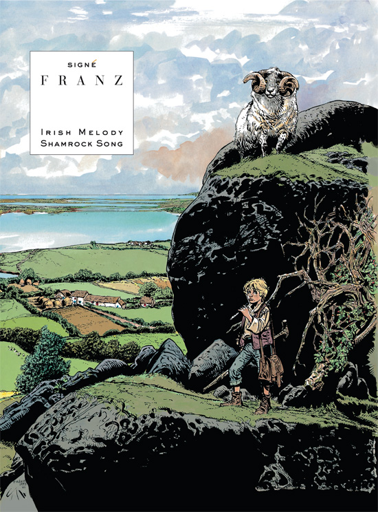 Signé, , FRANZ, bd, Le Lombard, bande dessinée