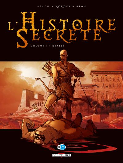 Histoire secrète (L'), , PECAU/KORDEY/BEAU, bd, Delcourt, bande dessinée