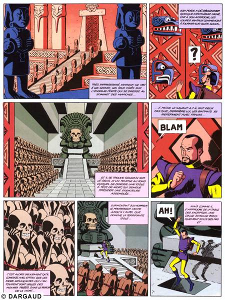 Blake & Mortimer, Rayon U (Le), JACOBS/Edgar P., bd, Editions Blake & Mortimer, bande dessinée