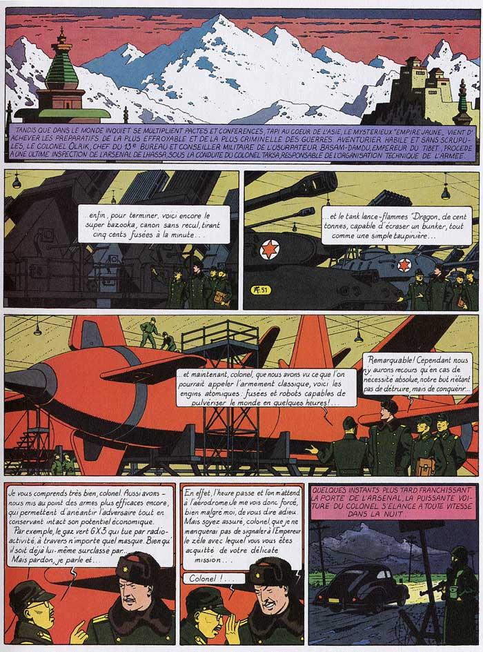 Blake & Mortimer, Secret de l'Espadon (Le) - intégrale, JACOBS/Edgar P., bd, Editions Blake & Mortimer, bande dessinée