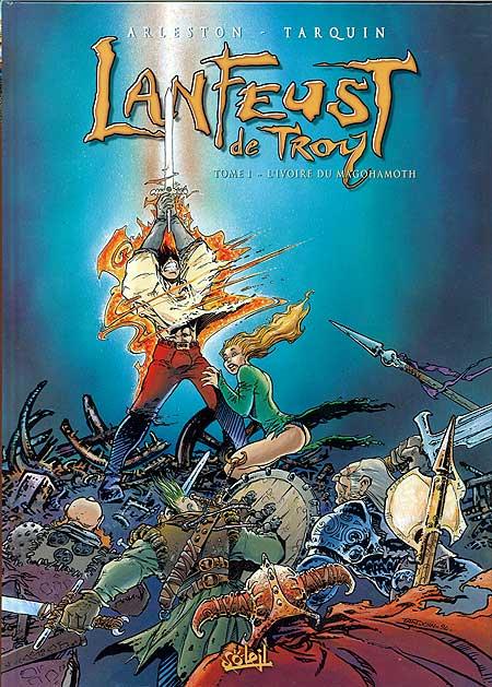 Lanfeust de Troy, , ARLESTON/TARQUIN, bd, Soleil productions, bande dessinée